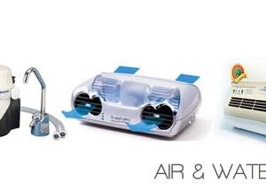 สินค้า Unicity เครื่องฟอกอากาศ เครื่องกรองน้ำ